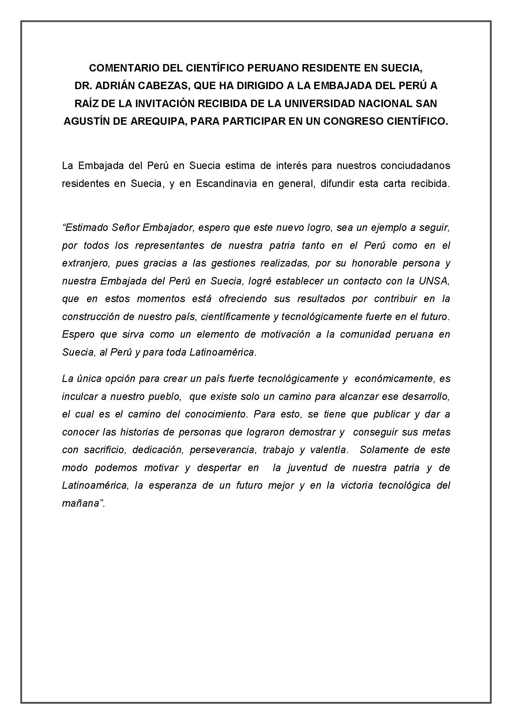 Famoso Muestra Carta De Presentación Del Currículum Para Asistentes ...